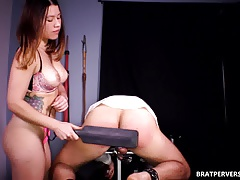 Female domination  and Chastity