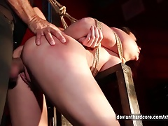 Chanel Preston Cable  Rough Fuckfest