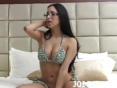 I enjoy watching guys jizz for me JOI