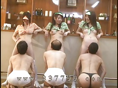 Asian female domination to compel  to slave.