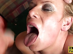 stockinged sub slut Sasha
