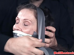 Caned Paintoy Emma smacked as