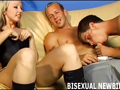 Lets have a MMF three way with my large cocked