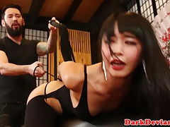 Asian domination & submission  Marica Hase  romped