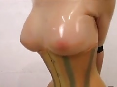 Latex Female - Sybian saddle rail
