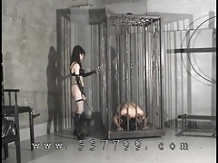 Domina is to instruct the  using the lash