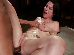 Veruca James gets all of her crevices boinked