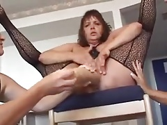 Extreme Dildo Lezzies 3 You Ultra-kinky