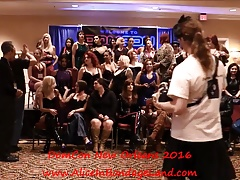DomCon New Orleans 2017 Female dom Domme Group Photoshoot