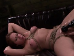 Wild mistress  strapon up a beauties wide open puss