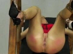 Kinky Girls Get Dominated and Slapped