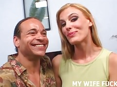 You always get so  watching me get porked