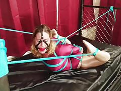 Fayth On Fire Rigorous Restrain bondage