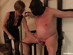Cock ball torture As It Should Be - Punishment for Horny Fellow