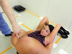 Bdsm  taking it up her ass, licking the doctor's