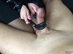 Voluptuous Jasmine - Sex  Fetish  #1- Female dominance - Sadism & masochism
