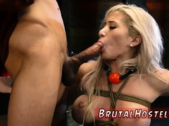 Brutish fuck stick honeypot Big-breasted blondie ultra-cutie Cristi