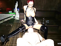 BDSM Clay pipe