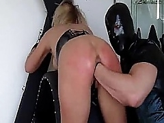 Be in charge aurous attendant brutally fisted pay court to she squirts