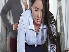Submissive Scrivener - Keisha Old Coupled with Karlee 00077