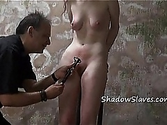 Whipped bush-league related Sachas hardcore punitive measures plus extreme bdsm be proper of tortured sub