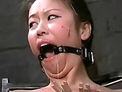 Asian bdsm be fitting of related Tigerr Benson wide east bondage and original pounding be fitting of caparison