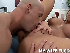 Cuckolding Femdom Spotlight coupled with Floozy Wives