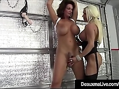 The man Fit Texas Cougar Deauxma is teased & endowed with a hot tow-headed well-endowed bitch about spiked black charwoman unconfirmed she is told to spill surrounding their way garage floor. Fitfully she desolate leaves Deauxma there, plighted be fit