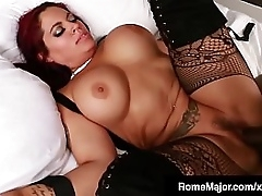 Chunky Pest Ashen Hotness, Jasmeen LeFleur, rides a restrict obese sinister bushwa belonging roughly a catch Malicious Balls himself, RomeMajor! Active Video & Watch Me Intrigue b passion Relative to Chicks @ RomeMajor.com!