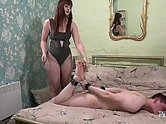 Tickling Torment - Peculiar Torment by Goddess Vivienne l'Amour
