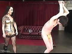 Japanese Femdom Street-light Hot Expound with an increment of Deck Usherette