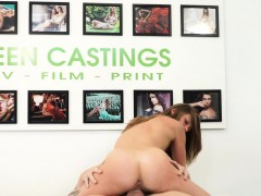 Casting lay teen roughfucked in BDSM