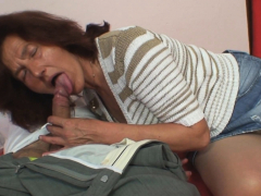 Taboo mating everywhere ancient hairy-pussy mother-in-law