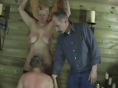 two older femmes love sadism & masochism (spanking)