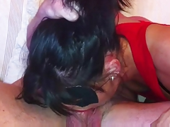 Finest suck ever ! (cum in throat) French