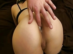 obedient bend over and gets it Ass-fuck