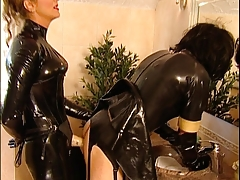 German Strap-on Domina 2