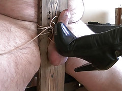 LV6 - Cock ball torture Day, Lady Victoria