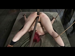 Marionette Claire Adams  Whipped and Punctured
