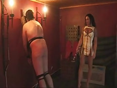 Mistress Isses and Lucrezia