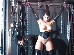 Machtspiele part 1 Rigid Bizzare Bondage & discipline