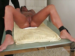Simony Diamond  has to deep-throat penis gulps jizz
