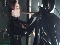 strenuous rubber