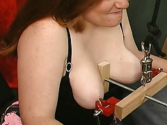 Lush  Cunted Redhead Kirsten Gets Off On Torment