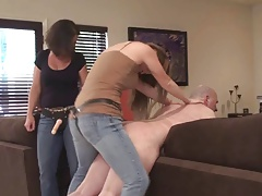 Training  to fuck him