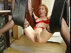 Mature  and playing