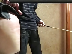 rock-hard caning