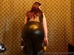 Wetlook Leggings Brainfuck Worship   JOI Erziehung