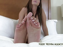 My  are  for  footjobs