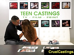 FetishNetwork Alex Mae tryout sadism & masochism
